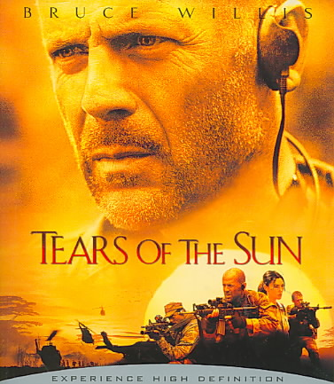 TEARS OF THE SUN BY WILLIS,BRUCE (Blu-Ray)